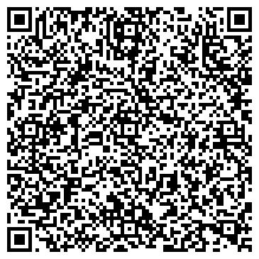 QR-код с контактной информацией организации ЧУП «Попутного ветра»
