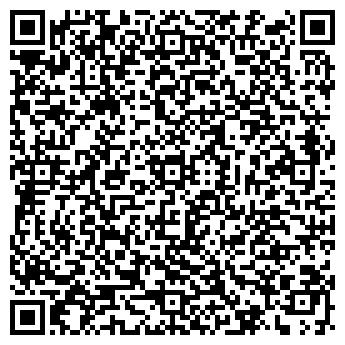 QR-код с контактной информацией организации такси Миллениум