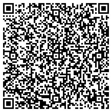 QR-код с контактной информацией организации TRANSFER