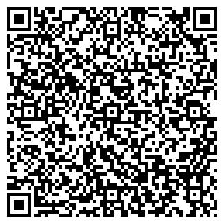 QR-код с контактной информацией организации АвтоЗАВ