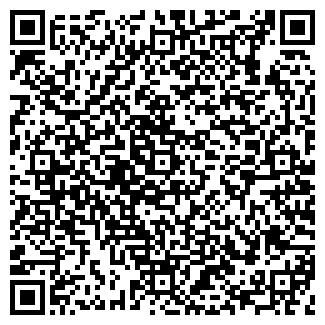 QR-код с контактной информацией организации ФЛП Новиков