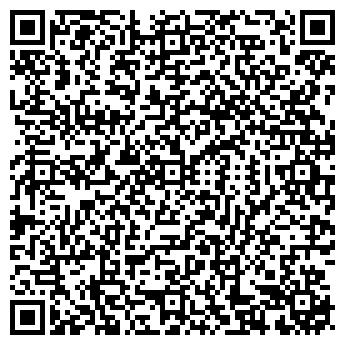 QR-код с контактной информацией организации Такси Кристал