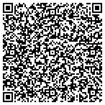 QR-код с контактной информацией организации Пассажирские перевозки, ООО