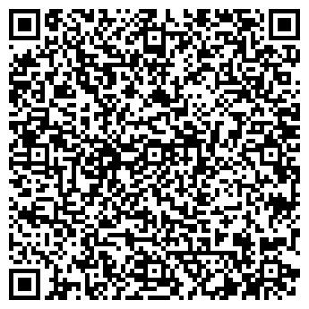 QR-код с контактной информацией организации ТЧУП КИПАРИНА