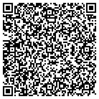 QR-код с контактной информацией организации Gold Print