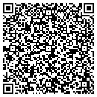 QR-код с контактной информацией организации Субъект предпринимательской деятельности NOVA МАРКЕТ