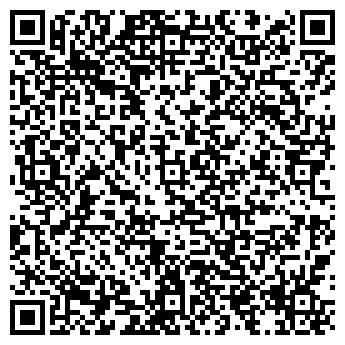 QR-код с контактной информацией организации Черный Карат