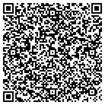 QR-код с контактной информацией организации ЭкологияТур, ООО