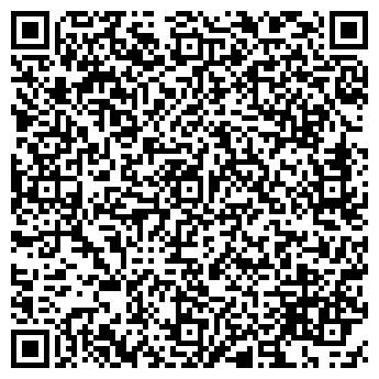 QR-код с контактной информацией организации ГалилеоТур, ООО