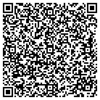 QR-код с контактной информацией организации Вижн Лайн, ТЧУП