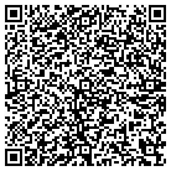QR-код с контактной информацией организации Крис, ООО