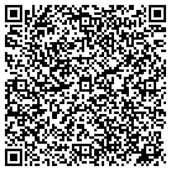 QR-код с контактной информацией организации Интурбюро, УП