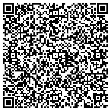 QR-код с контактной информацией организации Турагентство «ПЕРСОНА», Частное предприятие