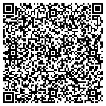 QR-код с контактной информацией организации УКРТУРКОМ, ФЛП