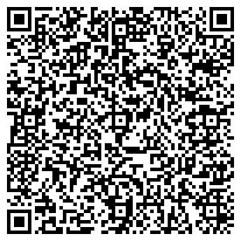 QR-код с контактной информацией организации Автошкола «КАРАТ»