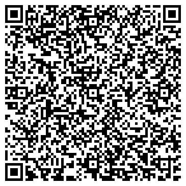 QR-код с контактной информацией организации Атлантик, ЧП