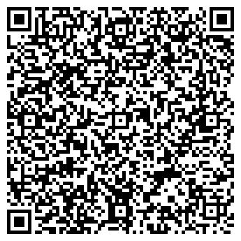 QR-код с контактной информацией организации Туры мира, ЧП