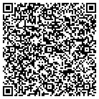 QR-код с контактной информацией организации ВолкТранс, ЧП