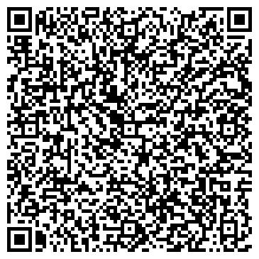 QR-код с контактной информацией организации Santorini туристическая компания, ЧП