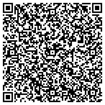 QR-код с контактной информацией организации Турагентство Paradise, СПД