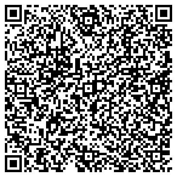 QR-код с контактной информацией организации EasyTravel, ЧП