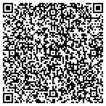 QR-код с контактной информацией организации Горячие туры, ЧП