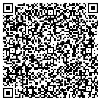QR-код с контактной информацией организации Турпутевка, ООО