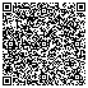 QR-код с контактной информацией организации Мансана, ООО