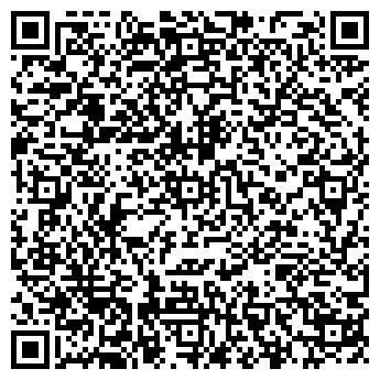 QR-код с контактной информацией организации Леотур, ЧП