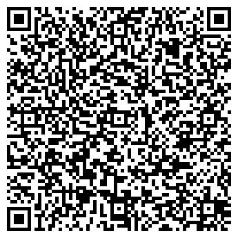 QR-код с контактной информацией организации ФЕЄРІЯ мандрів