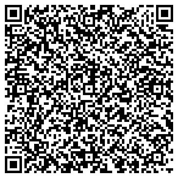 QR-код с контактной информацией организации Частное предприятие Зефир, туристическое агентство