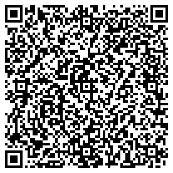 QR-код с контактной информацией организации Альфа Персонал