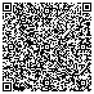 QR-код с контактной информацией организации DVM dance Studio