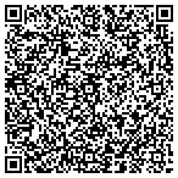 QR-код с контактной информацией организации Тренинговый центр *MODERN*