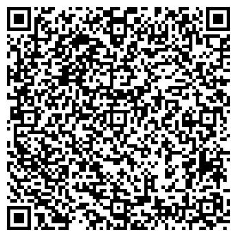 QR-код с контактной информацией организации Седьмое небо МТ, ИП