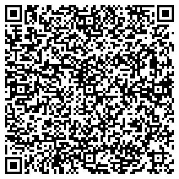 QR-код с контактной информацией организации Интурист Казахстан
