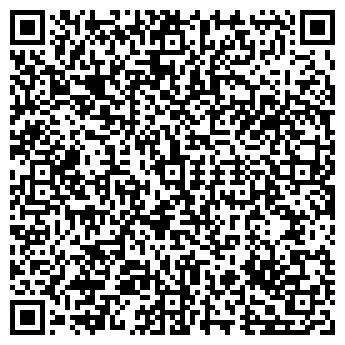 QR-код с контактной информацией организации Астана ТУРС, ТОО