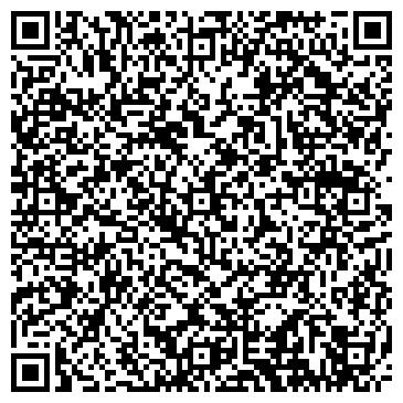 QR-код с контактной информацией организации Сакура Астана Турфирма, ИП