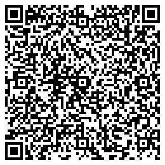 QR-код с контактной информацией организации My Happy day