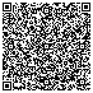QR-код с контактной информацией организации Туристический клуб Неаполь, Частное предприятие