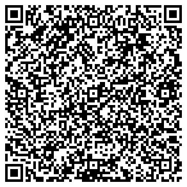QR-код с контактной информацией организации ФЛП Попов В.М.