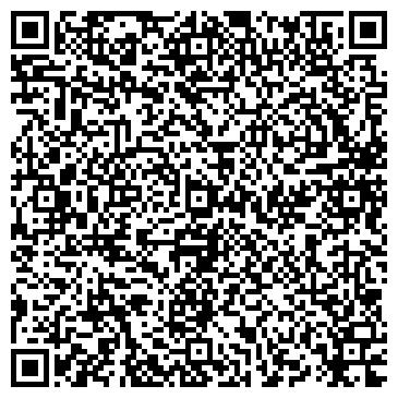 QR-код с контактной информацией организации Туристическое агентство «ТУРИСТиК»