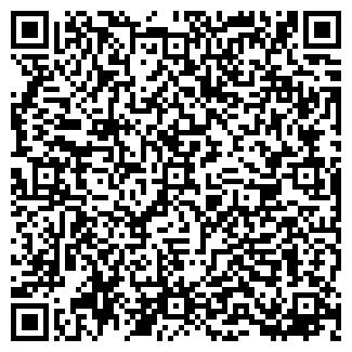 QR-код с контактной информацией организации BON TRAVEL