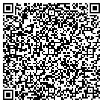 QR-код с контактной информацией организации гардери Кinderville