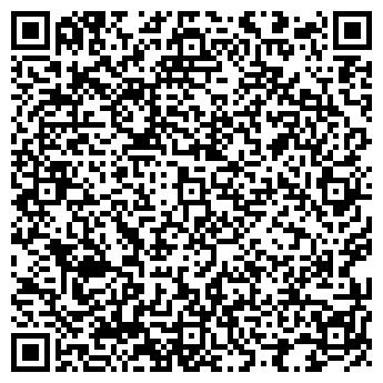 QR-код с контактной информацией организации АвиаТревел