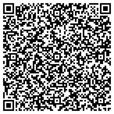 """QR-код с контактной информацией организации Туристическая фирма """"Древляни"""""""