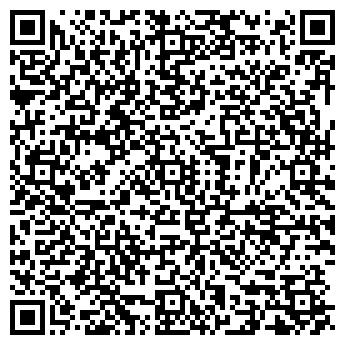 QR-код с контактной информацией организации Avenue Travel