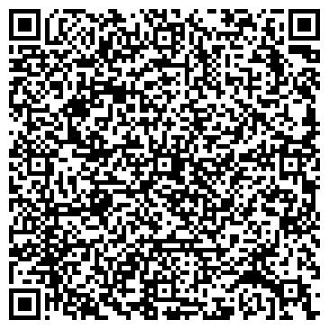 QR-код с контактной информацией организации bionik water bar