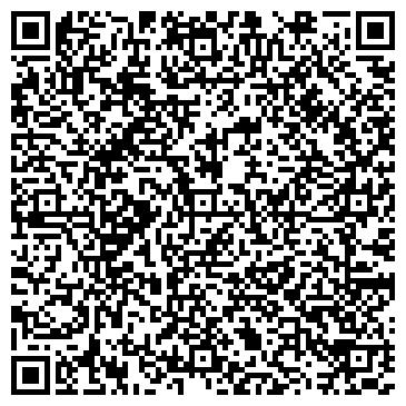 QR-код с контактной информацией организации Субъект предпринимательской деятельности турагентство «Зеленый Остров»