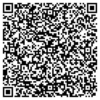 QR-код с контактной информацией организации Fit Camp